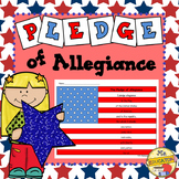 American Flag & Pledge of Allegiance