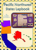US Geography Pacific Northwest States Lapbook