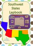 US Geography Southwest States Lapbook