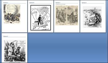 U.S. Gilded Age Political Cartoon Analysis
