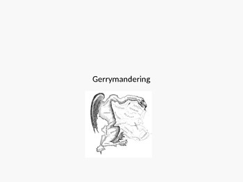 US Government AP US Government Political Science Gerrymandering Powerpoint
