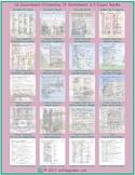 US Government-Citizenship 20 Worksheet-Exam Bundle
