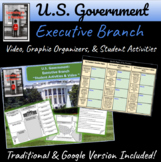 U.S. Government: Executive Branch Activities & Video   Dis