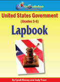 U.S. Government Lapbook Lapbook (3-6th)