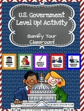 U.S Government Level Up! Gamify with Readings and Badges