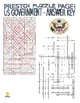 US Government Puzzle Page (Wordsearch and Criss-Cross)