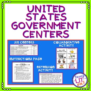 United States Government Centers