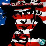 US Government Teacher/Sub Activity: Intro to US Government DBQ