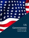 US Government Unit Study