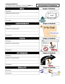 US Government Visual Vocabulary