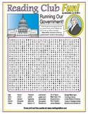 U.S. Government Word Search Puzzle Distance Learning