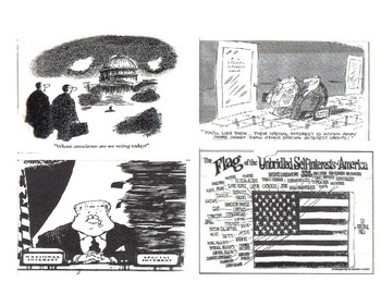 US Government/AP US Government Political Cartoons About Interest Groups