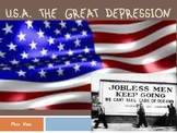 US Great Depression and The Dust Bowl
