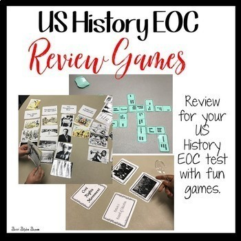 11th grade social studies history test prep resources lesson us history eoc review games bundle us history eoc review games bundle publicscrutiny Images