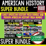 US HISTORY MEGA BUNDLE (American History Mega Bundle), Ear