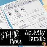 US HISTORY STAAR REVIEW BLITZ BUNDLE OF ACTIVITIES AND UNIT PLAN