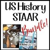 US HISTORY STAAR REVIEW BUNDLE