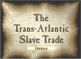 13 Colonies:PowerPoint:Slavery in the New World:   Trans-A