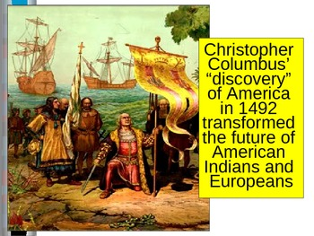 US HIS UNIT 1 LESSON 1: Spanish, French, English Colonies POWERPOINT