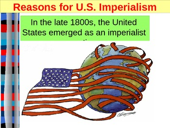 U.S. HISTORY UNIT 9 LESSON 1: American Foreign Policy and Imperialism POWERPOINT