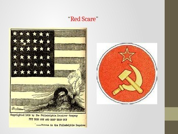 US Hist SC 6.2 Common Core Ready - 1920s/Flapper/19th Amend/Red Scare/KKK