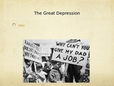 US Hist SC 6.3 Common Core Ready - Great Depression/Stock