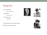 US Hist SC 7.3 World War II