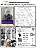 US Historical Figure - Benjamin Harrison