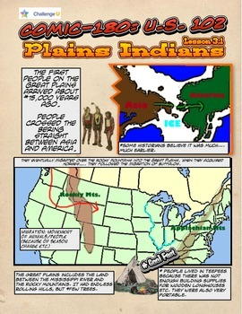 U.S. History 102, Lesson 3.1 by Comic 180