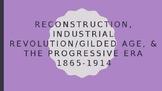 US History: 1865-1914 power point presentation