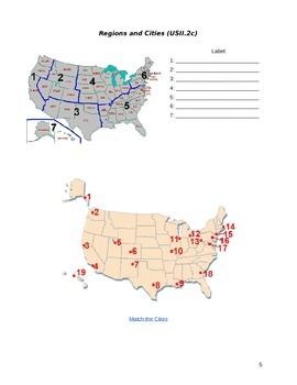 US History 1865-Present Interactive Notebook (STUDENT COPY)