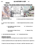 US History - 11th grade - 2nd Semester - Study Guide (Units 21-37)