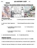 U.S. - Study Guide - Units 21-37/37 - 11th grade