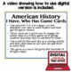 US History Game Card BUNDLE- 396 I Have Who Has Cards (American History Bundle)