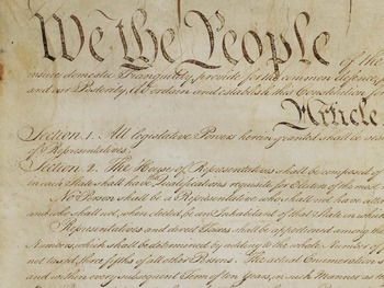 US History #5: The Articles of Confederation & Constitution