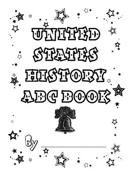 US History ABC Book