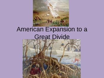 U.S. History - American Expansion 1816-1850