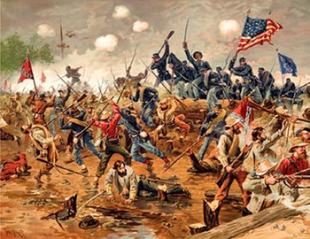US History: An Overview 1776-1877.   Revolution, Constitution & Civil War
