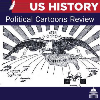U.S. History Cartoon Review Handouts