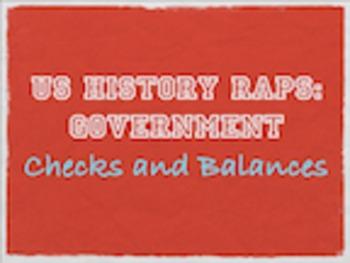 US History Checks and Balances Rap