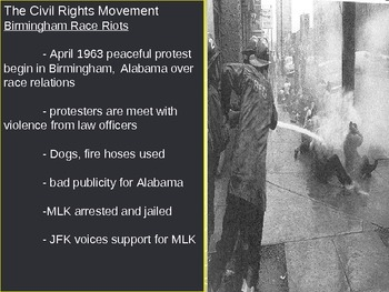 US History Civil Rights Movement Part 1
