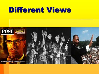 Civil Rights Movement Unit PowerPoints
