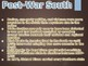Civil War Reconstructing the South / New South PowerPoint (U.S. History)