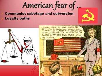 Cold War Unit PowerPoints