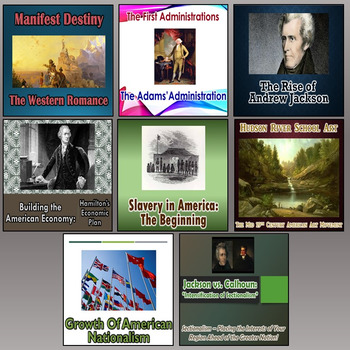 Colonial America *Unit Bundle* (U.S. History)
