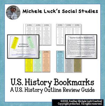 Us history course bookmarks united states course outline or review publicscrutiny Images