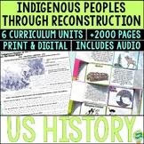 US History Curriculum, American History Curriculum