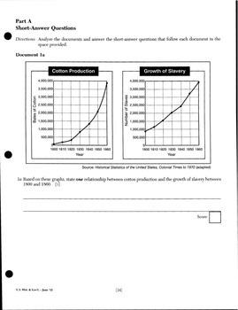 U.S. History DBQ Essay - Government Packet