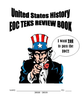 US History EOC Review 2019