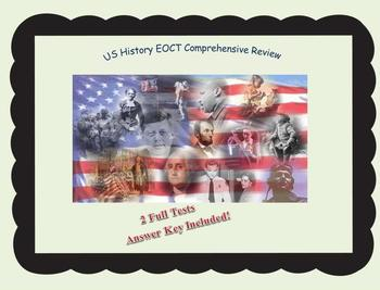 US History EOCT Comprehensive Test Prep {Bundle}